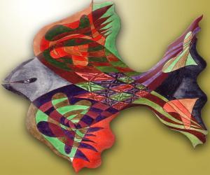pájaros y peces