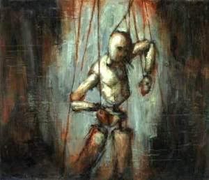 marioneta (óleo)