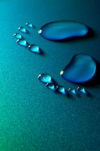 huellas-agua