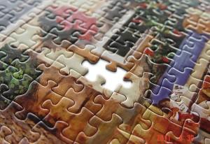piezas de puzle