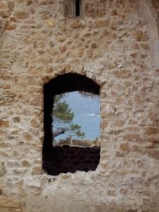 """ Tossa de mar (Girona)"""