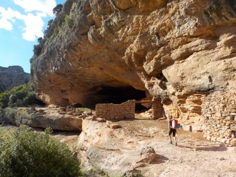 """"""" cueva de las polvorosas (Huesca) """""""