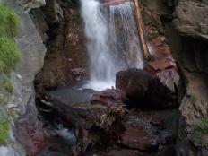 """ cascadas de la Larri (Huesca) """