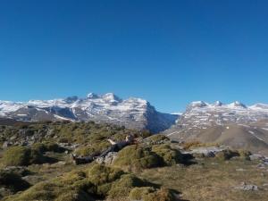 desde el Mondoto (parque nacional de Ordesa/monte Perdido -Huesca-)