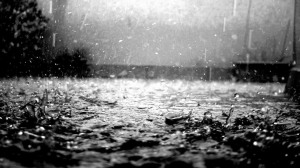 sed de lluvia...