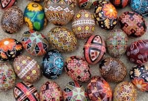 baile de huevos