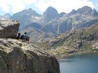 « sender cap l'estany de les Monges »