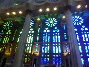 sagrada familia (A. Gaudí) (2)