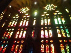 sagrada familia (A. Gaudí)