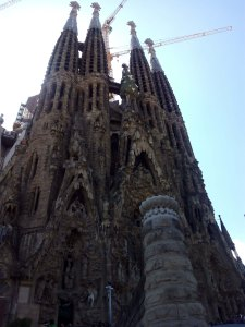 Sagrada Familia (Bcn.)