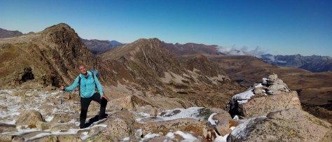 «Pica d'Ensagents-Alt de Cubil-Baix de Cubil (Andorra)»