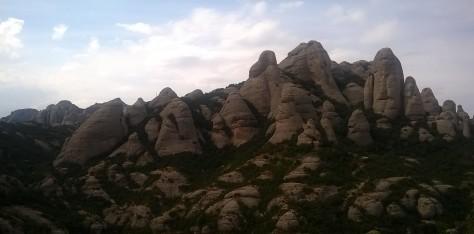 « Parc natural de la muntanya de Montserrat »